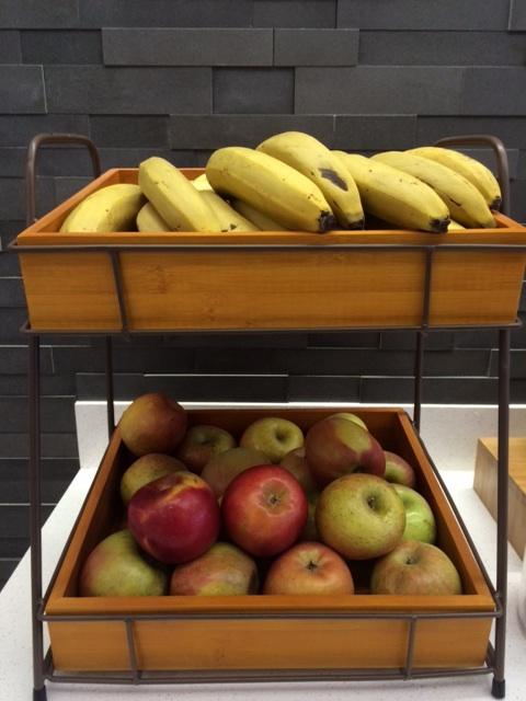 All the Fresh Organic Fruits